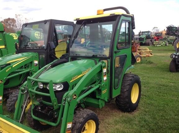 2012 John Deere 2320 Tractor For Sale