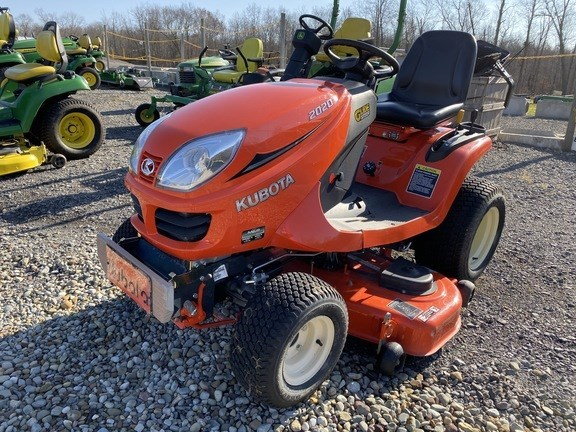 2011 Kubota GR2020 Lawn Mower For Sale
