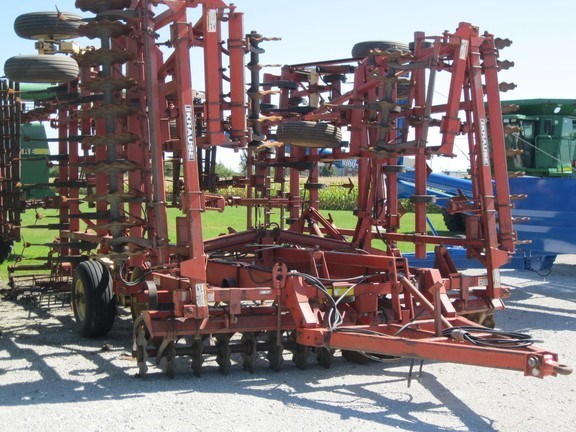 Krause 6176 Mulch Finisher For Sale