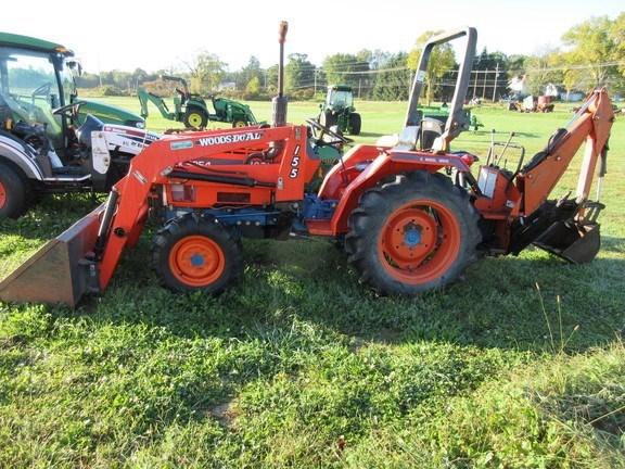 1997 Kioti LK3054 Tractor For Sale