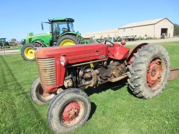 1957 Massey Ferguson 50 Tractor For Sale