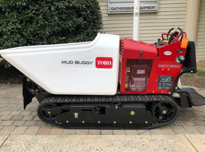 Toro MBTX 2500 TRACK MUD BUGGY #68138 Misc. Material Handling For Sale