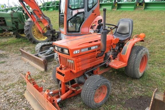 1984 Kubota B6200 Tractor For Sale