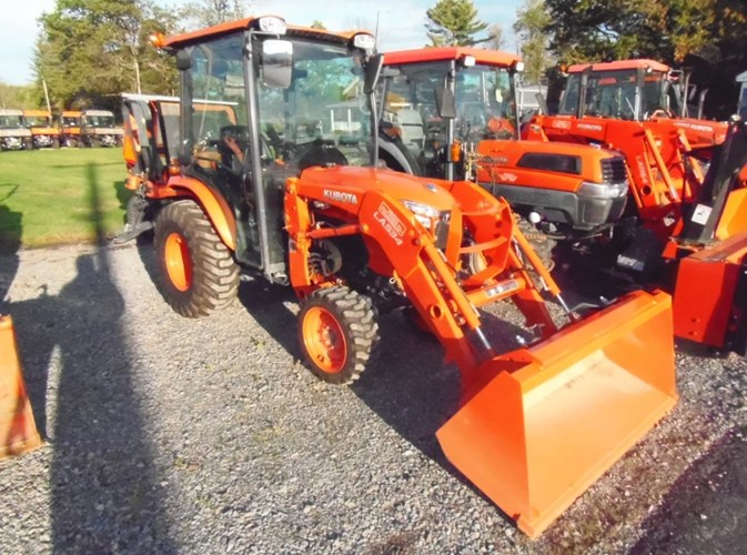 2017 Kubota B2650HSDC Tractor - Compact For Sale