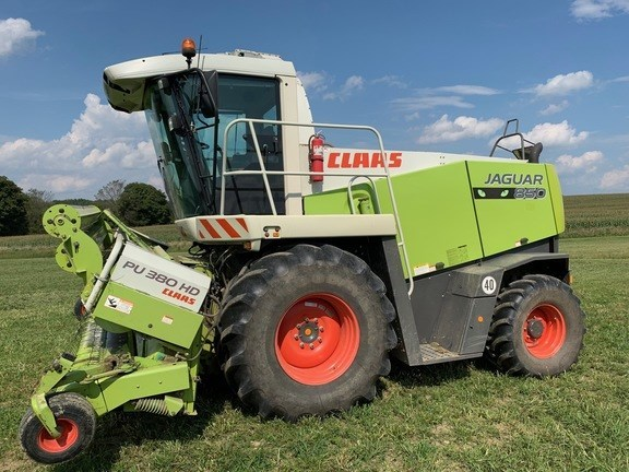 2007 CLAAS 850 Forage Harvester-Self Propelled For Sale