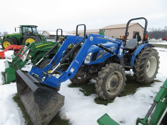 2017 New Holland Workmaster 60 Tractor - Utility For Sale