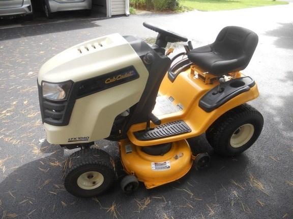 2012 Cub Cadet LTX1040 Lawn Mower For Sale