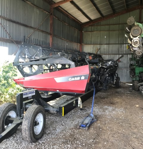 2011 Duo-Lift DL32 Header Trailer For Sale