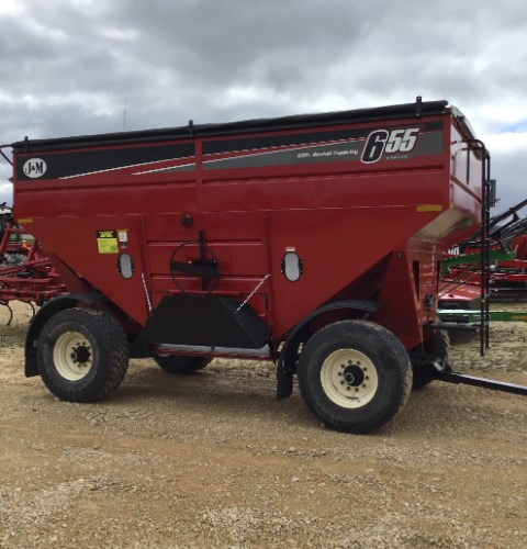 2018 J&M Manufacturing Co. Inc 655SD Gravity Box For Sale