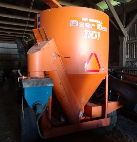 McConnell BEARCUT 1101 Grinder Mixer For Sale
