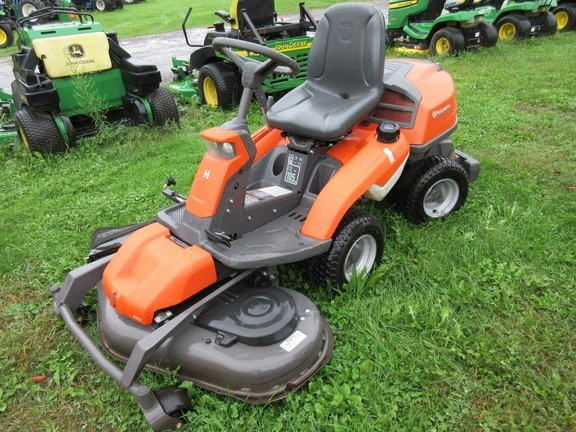 2014 Husqvarna r322tawd Commercial Front Mowers For Sale