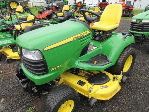 2012 John Deere X720 Lawn Mower For Sale