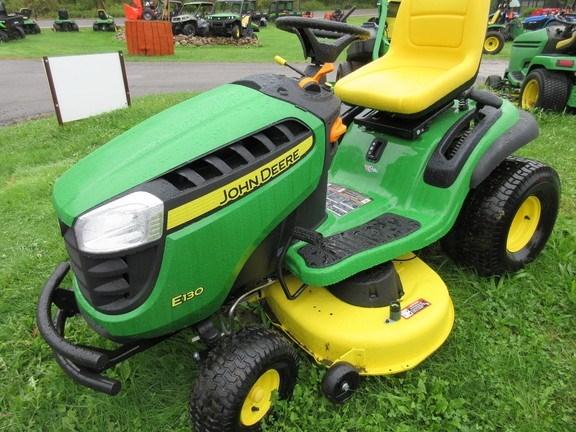 2019 John Deere E130 Lawn Mower For Sale