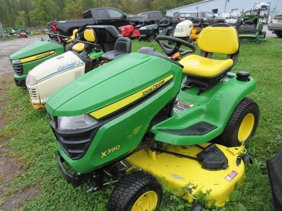 2018 John Deere X390 Lawn Mower For Sale