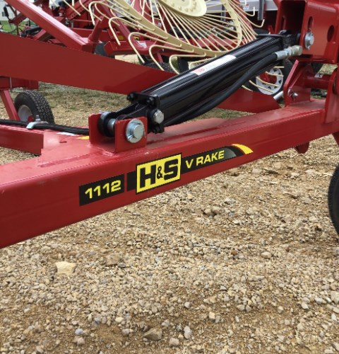 2019 H & S 1112 Hay Rake-Wheel For Sale