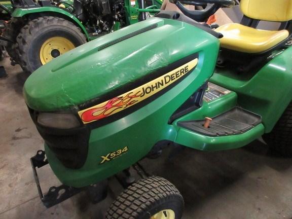 2010 John Deere X534 Lawn Mower For Sale