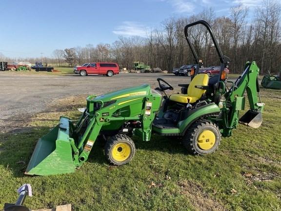 2018 John Deere 1025R Tractor For Sale