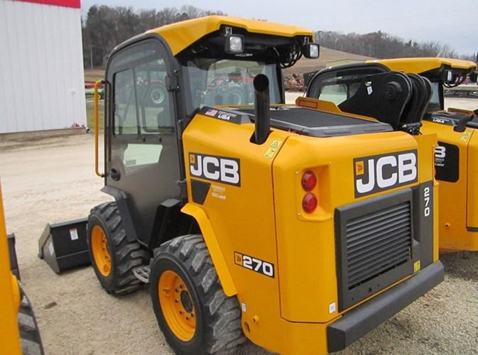 2019 JCB 270 T4 Skid Steer For Sale