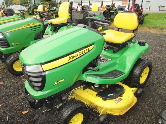 2007 John Deere X324 Lawn Mower For Sale
