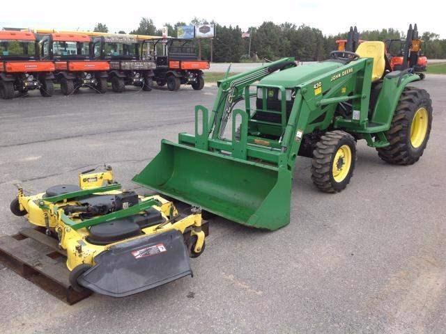 2004 John Deere 4310 Tractor For Sale