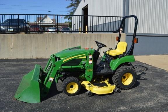 2005 John Deere 2210 Tractor For Sale