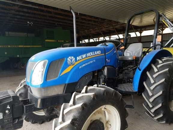 2015 New Holland Workmaster 70 Tractor For Sale