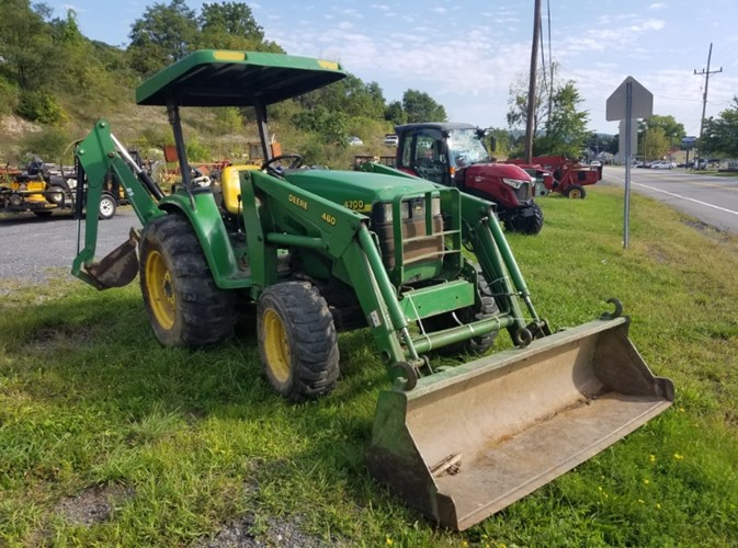 2000 John Deere 4700 Tractor - Compact For Sale