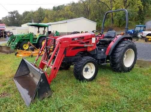 2012 TYM T450 Tractor - Compact For Sale