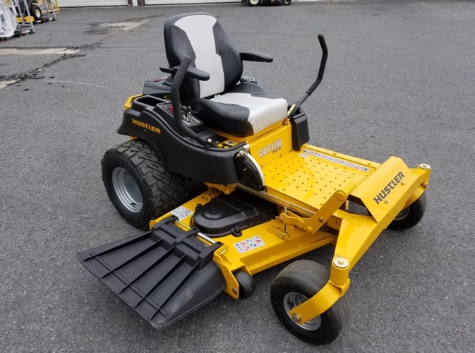 2019 Hustler RAPTOR SDX Zero Turn Mower For Sale