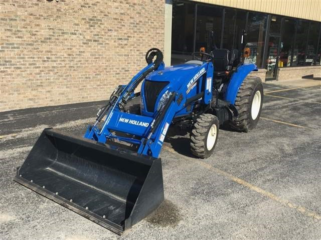 2017 New Holland BOOMER 40 Tractor For Sale