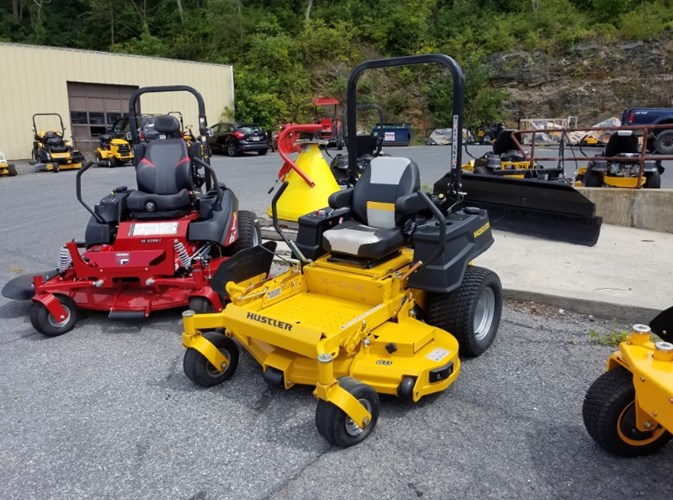 2019 Hustler X-ONE Zero Turn Mower For Sale