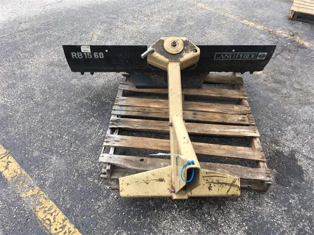 Land Pride RB1560 Blade Rear-3 Point Hitch For Sale
