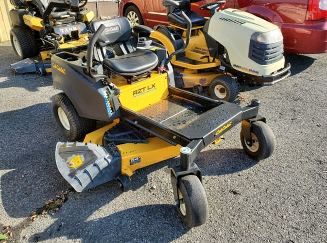 2018 Cub Cadet RZT LX Zero Turn Mower For Sale