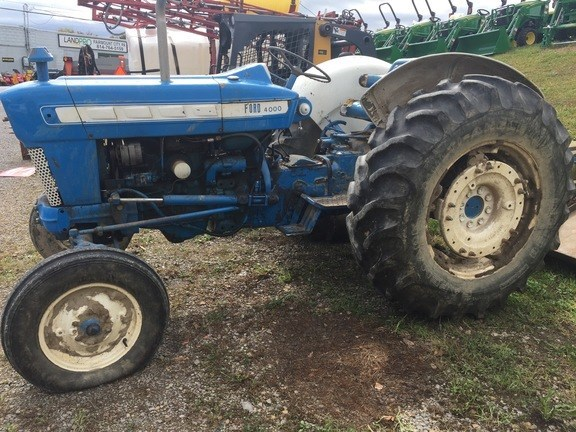 1965 Ford 4000 Tractor For Sale