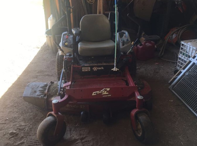 2010 Exmark LZA20KAX524 Zero Turn Mower For Sale
