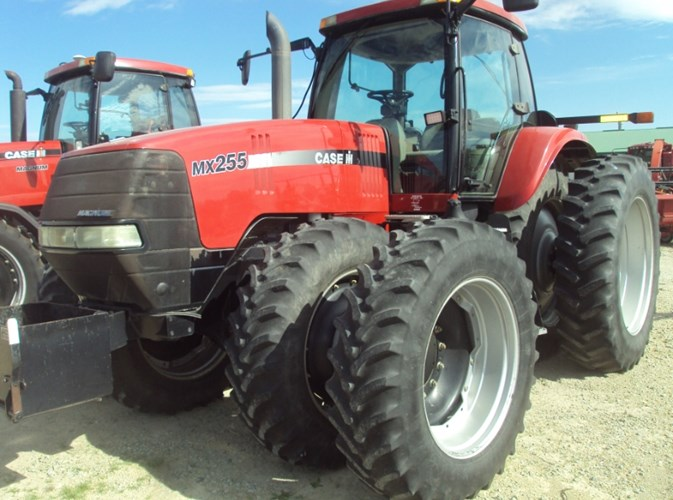 2004 Case MX255 Tractor For Sale