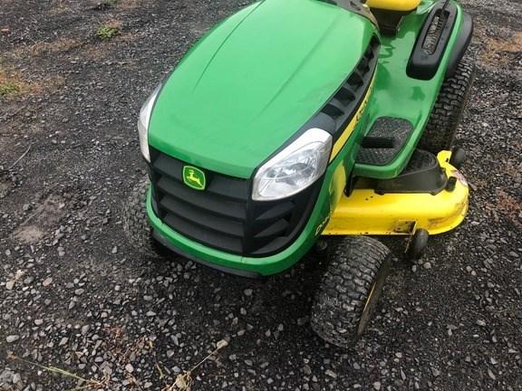 2015 John Deere D140 Lawn Mower For Sale
