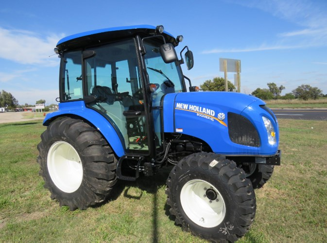 2019 New Holland BOOMER 45 Tractor - Compact For Sale