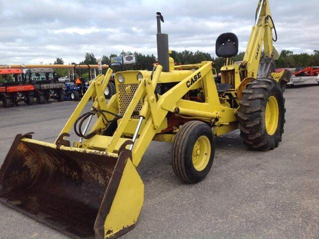 1965 Case 530CK TLB Loader Backhoe For Sale