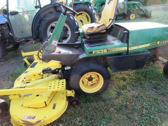 1995 John Deere F935 Lawn Mower For Sale