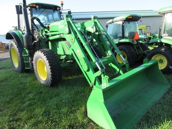 2016 John Deere 6110M Tractor For Sale