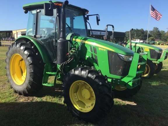 2018 John Deere 5100M Tractor - Utility For Sale