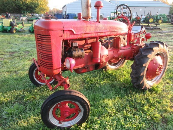 1941 Farmall A Tractor - Utility For Sale