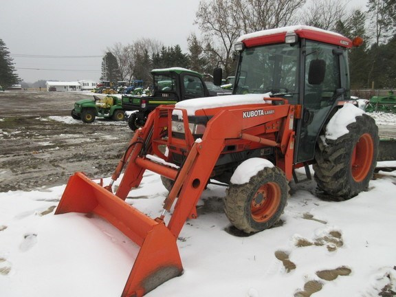 1999 Kubota L3710 Tractor For Sale