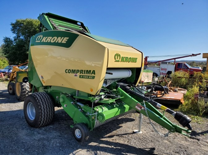 2019 Krone F155XC Baler-Round For Sale