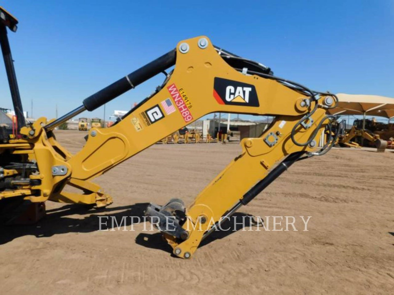2019 Caterpillar 440-07 4EO Image 17