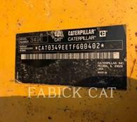 2011 Caterpillar 349EL Thumbnail 6