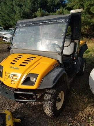 2008 Cub Cadet VOLUNTEER 624 ATV For Sale