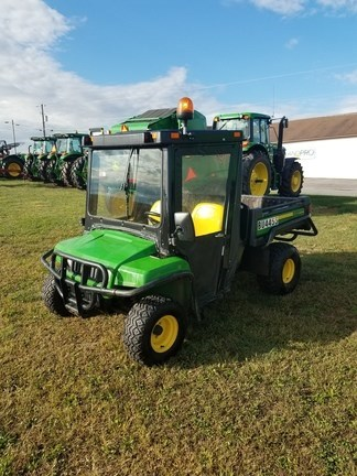 2013 John Deere TX 4X2 Utility Vehicle For Sale