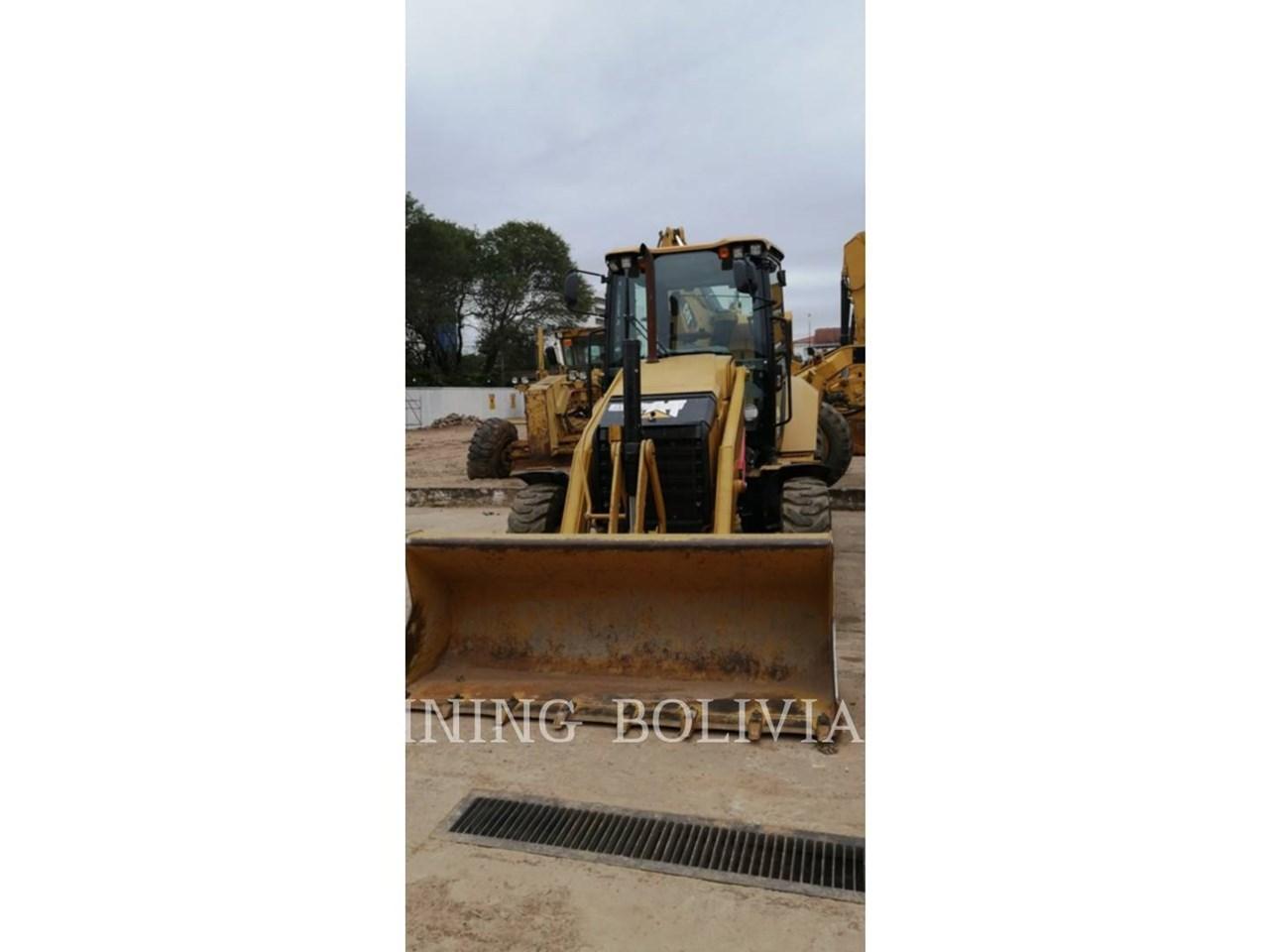 2017 Caterpillar 416F2STLRC Image 4